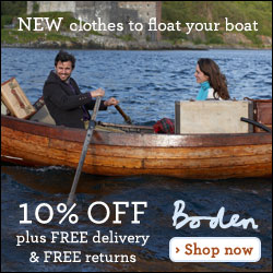 10% off autumn and winter clothing.