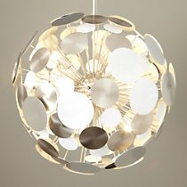 Eclipse pendant chandelier
