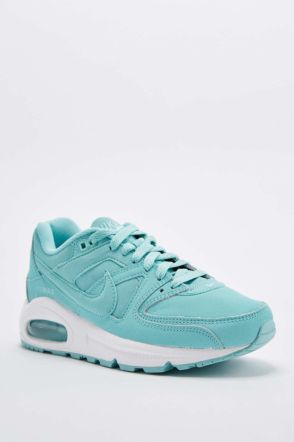 36cb309cc8d83 Nike Air Max Command Premium Trainers in Mint Green
