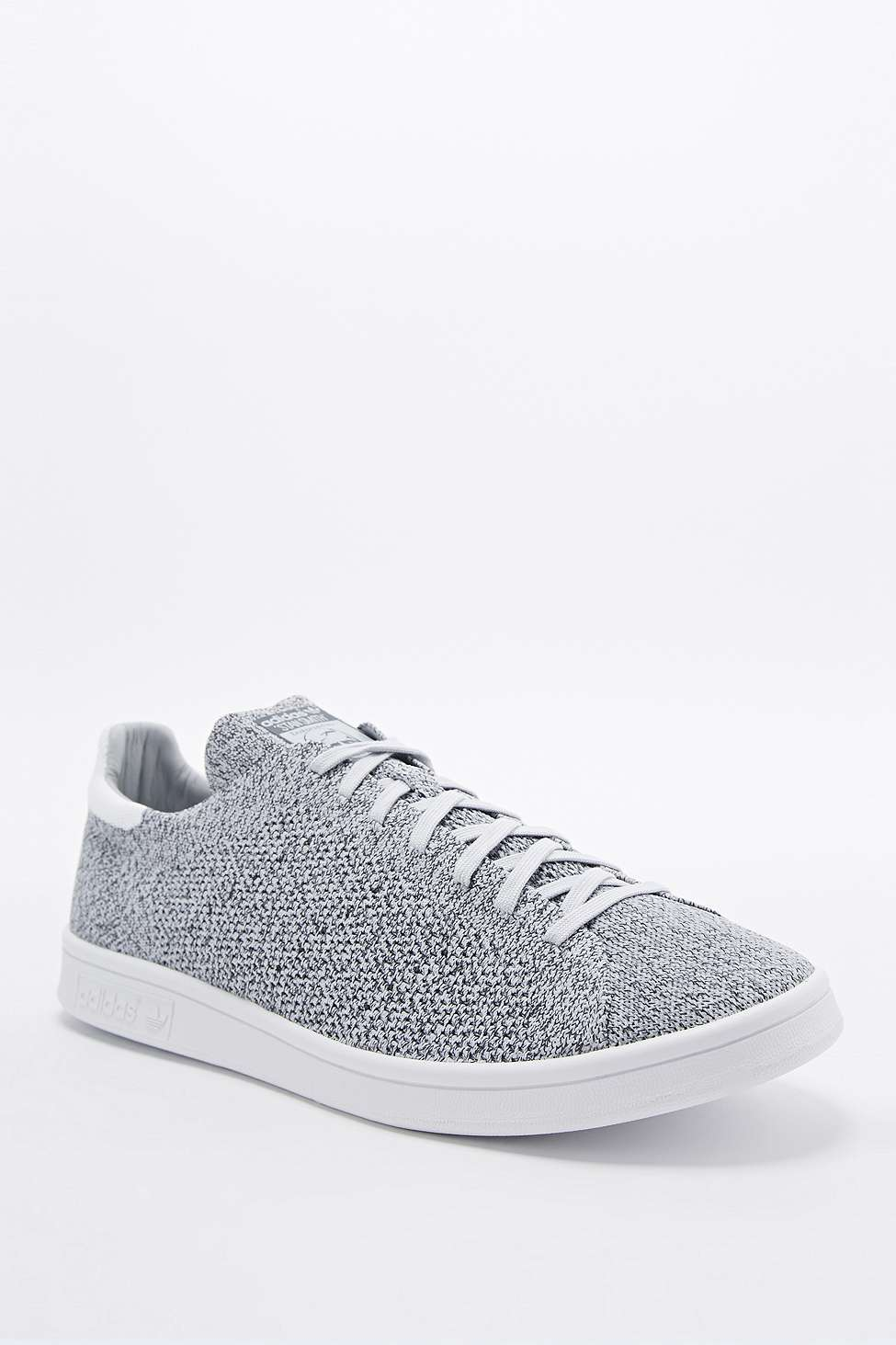 f8ba16a975000 Adidas Stan Smith Prime Knit Trainers in Grey Were  £95.00. Now  £65.00