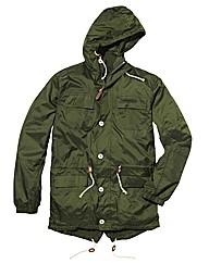 Ringspun Nylon Jacket