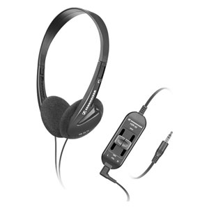 Sennheiser HD 35 TV Open Dynamic TV Mini Headphones