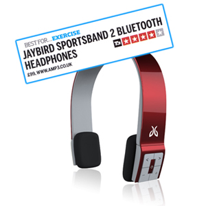 JayBird Bluetooth Sportsband 2 Headphones