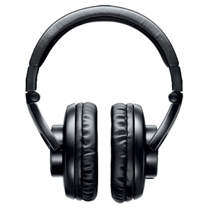 Shure SRH440 Professional Quality Headphones