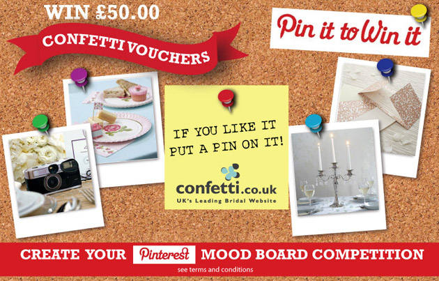 Confetti Pinterest Competition