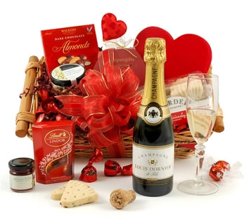 Valentine's Champagne Selection
