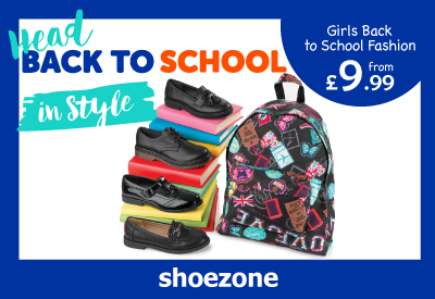 Girl's Back to School Fashion