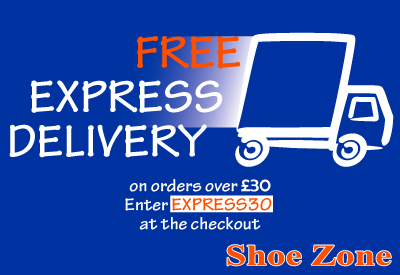 FREE Express Delivery when you spend £30 or more