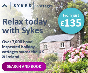 Relax today with Sykes